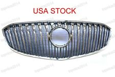 Front Grille Grill Replacement Chrome USA STOCK For Buick Lacrosse 2014-2016