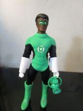 JOHN STEWART Retro Action DC Super Heroes Figure Green Lantern Exclusive Mego~