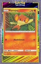 Flamajou - SL3:Ombres Ardentes - 22/147 - Carte Pokemon Neuve Française