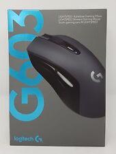 Logitech G603 Kabellose Gaming Maus, Lightspeed Hero-Sensor 910-005101 - Neu&OVP
