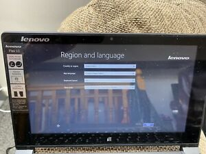 lenovo ideapad flex 10, Fully Functions Ideapad With Charger.