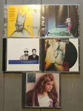 POP ROCK CDS LOT Train Goo Goo Dolls Pet Shop Boys Talking Heads Taylor Dayne
