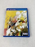 Persona 4 Golden (Sony PlayStation Vita, 2012)