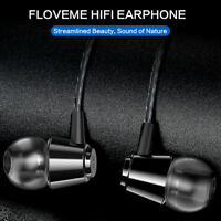 FLOVEME Wired Earphone For Phone Stereo Sound Headset In-Ear Earphone With Mic