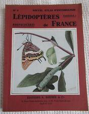 Lépidoptères de France. fascicule I. Rhopalocères. Ed Boubée 1944