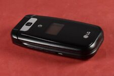 "LG B470 Flip CELL Phone in Case (No SIM) Unlocked (AT&T) 3G 1.3MP 2.2"" Size"