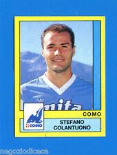 CALCIATORI PANINI 1988-89 Figurina-Sticker n. 85 - COLANTUONO - COMO -New