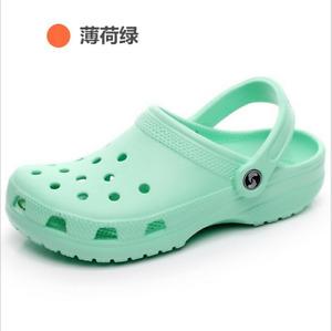 Unisex Ultra Light Sandals For Croc Classic Clog Multi Color waterproof Slipper