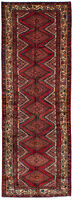 """Hand-knotted Persian Carpet 3'2"""" x 10'0"""" Koliai Traditional Wool Rug"""