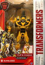 Hasbro Transformers Flip & Change Actionfigur Bumblebee ca. 27 cm