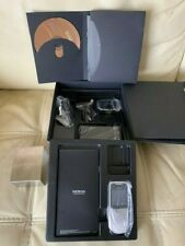 Nokia 8800 Silver téléphone portable en acier inoxydable Unlocked