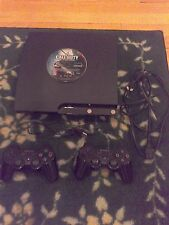 Playstation 3 slim 120gb with Call of Duty Black Ops