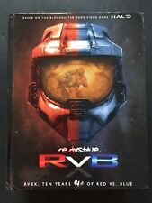 RVBX: TEN YEARS OF RED VS BLUE - Seasons 1-10 - DVD Region 1 NTSC - GC