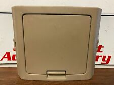 2006 SATURN RELAY STORAGE COMPARTMENT #S-34