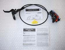 Shimano Deore XT Freno BR-M8000 Delant. Negro 800mm, Adaptador 180P/P2