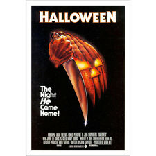 HALLOWEEN Movie Art Silk Poster Print 12x18 24x36 inch Pictures for Wall Decor