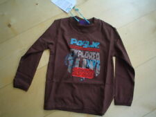 WI 10/11 - paglie Camisa, marrón Talla 92-116