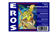 EROS Male Performance - All Natural Male Enhancement Pills