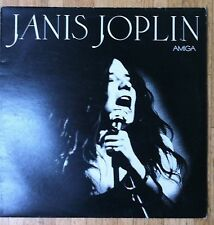 JANIS JOPLIN Same LP/GDR