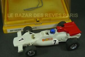 BRM F1 SCALEXTRIC circuit S ancien + boite. slot car.