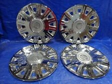 """SET OF 4 New 2003-2011 Mercury Grand Marquis 16"""" Hubcaps Wheel Covers"""