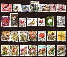 AFRIQUE DU SUD RSA Fleurs, cactés et animaux   A551-245T1
