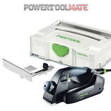 Festool 574560 EHL65EQ-PLUS One Harded Planer 240V c/w Systainer