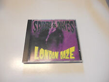 "Spiders & Snakes ""London Daze"" Rare 1999 cd Sansei Records"