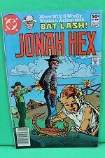 Jonah Hex #52 Bat Lash Western Comic by DC Comics VG