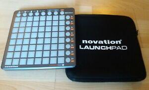 "Novation LaunchPad model S + cover ""Novation"" + USB cable"