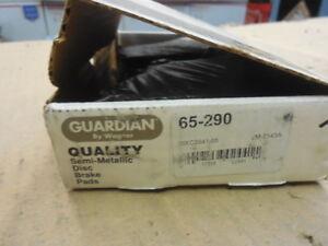 Audi 80/90 Quattro 8/83-85 Front Semi Metallic Disc Brake Pads 65-290 BP-101