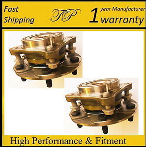 Front Wheel Hub Bearing Assembly for TOYOTA 4RUNNER (4WD 4X4) 2003-2020 (PAIR)