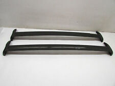 1999 LEXUS RX300 ROOF RACK RAIL FRONT REAR SET OEM 99 00 01 02 03