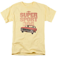 Chevy Chevrolet Chevelle Super Sport 396 Licensed Tee Shirt Adult Sizes S-3XL
