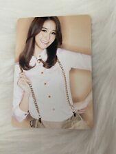 SNSD Yoona Gee Japan Jp official photocard card u.s seller Kpop K-pop