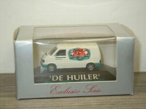 """VW Volkswagen Transporter """"De Huiler"""" - Herpa 1:87 in Box *52564"""