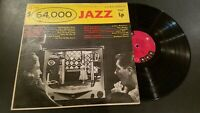 COLUMBIA 6 EYE LP RECORD MONO CL 777/64000 JAZZ/BRUBECK/VAUGHAN/HERMAN/ELLINGTON
