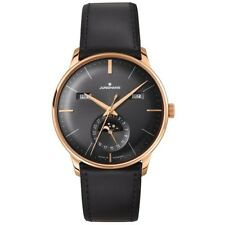 NEW Junghans Meister Calendar Men's Watch - 027/7504.01