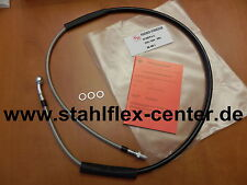 XL 600 LM RM PD04 1985- STAHLFLEX Vorderrad ABE  NEU XL600LM XL600RM brake hose