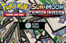 EMAIL Online Code ONLY - Crimson Invasion Booster Pack - Pokemon Online TCG