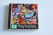 PS1 Playstation 1 Spiel Capcom VS. SNK Millenium Fight 2000 Pro