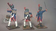 St. Petersburg. Amber. Napoleonic Old Guard, 54 mm - price per figure