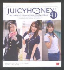 2018 Juicy Honey Series 41 * SEALED BOX Iori Kogawa Yui Hatano Minami Hatsukawa