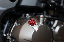 Öl-einfüllschraube Rot für Ducati Diavel und Scrambler 1100 / Desert Sled