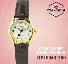 Casio Strap Fashion Ladies Watch LTP1094Q-7B5
