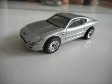 Matchbox Premiere Collection Aston Martin DB7 in Grey