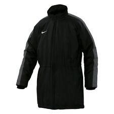 Nike Men's Team Jacket, Black/Grey, Size: Small