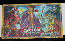 Yu-Gi-Oh! TCG: X1 Noble Knight Playmat Official Konami Round Table Collection