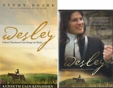 John Wesley, A Heart Transformed Can Change the World DVD & Study Guide Book,New