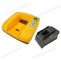 Battery Charger for Hilti 14.4V 22.2V 36V C4/36-ACS B22/2.6 B22/3.3 B36/3.9 B22